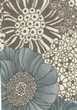 Missoni Home 01 Wallpaper Anemones 10004 By JV Wallcoverings For Brian Yates